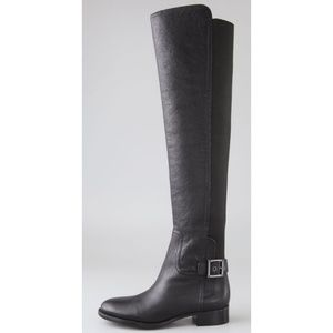 """Tory Burch Boots """"Jack"""" Over the Knee Boots"""